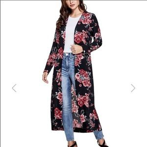 🎉PRICE FIRM🎉Guess floral duster